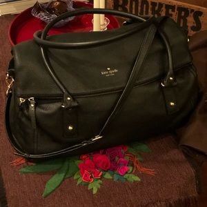 Kate Spade Cobble Hill Travel Leslie Satchel XL